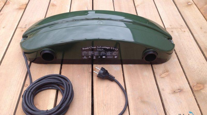 BAZAR TMC 15W jezírková UV C lampa